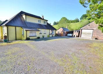 Thumbnail 4 bed detached bungalow for sale in Felingwm, Carmarthen