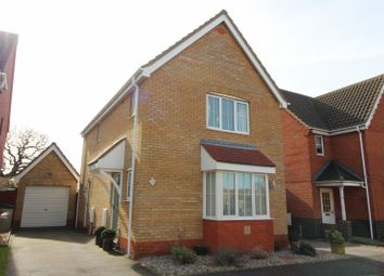 Thumbnail 3 bed detached house for sale in Seafields Drive, Hopton