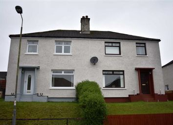 Thumbnail 3 bed semi-detached house for sale in 57, Cambridge Road, Greenock, Renfrewshire