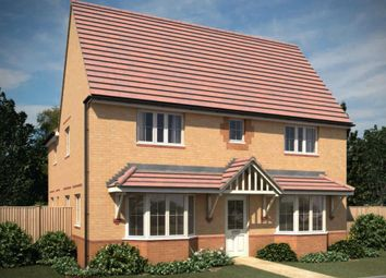 "Thumbnail 4 bedroom detached house for sale in ""Alnwick"" at Coppice Green Lane, Shifnal"