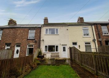 Thumbnail 2 bed terraced house for sale in Institute Street, Oakenshaw, Crook, Durham