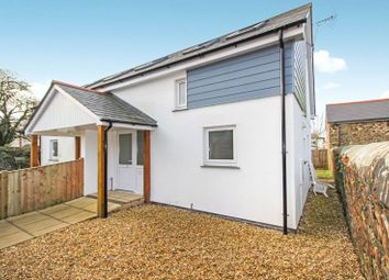 Thumbnail 2 bed semi-detached house for sale in The Square, Holsworthy