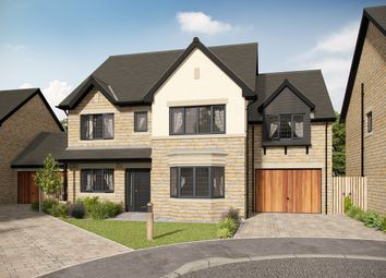5 bed detached house for sale in The Hardwick, Wyre Grange Lodge L, Singleton, Poulton-Le-Fylde, Lancashire FY6