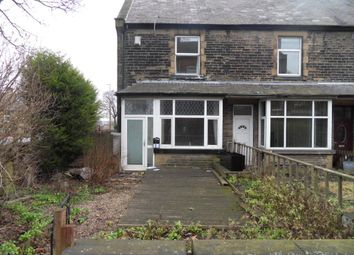 Thumbnail 3 bedroom end terrace house to rent in West Park Terrace, Batley, West Yorkshire