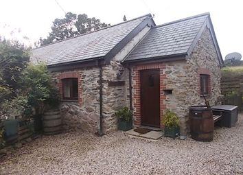 Thumbnail 2 bed barn conversion to rent in Trenant Barton, Duloe
