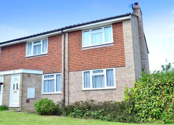 Thumbnail 4 bed end terrace house to rent in Horley, Surrey