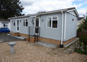 Thumbnail 1 bed mobile/park home for sale in Shirkoak Park, Woodchurch, Ashford, Kent