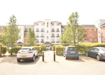 Thumbnail 2 bed flat for sale in Hermitage Close, London