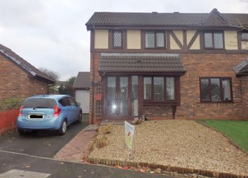Thumbnail 3 bed semi-detached house for sale in Clos Y Gelli, Llanelli