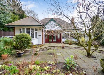 Thumbnail 4 bedroom detached bungalow for sale in Maxtoke Road, The Park, Nottingham