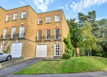 Thumbnail 3 bed terraced house for sale in Woodclyffe Drive, Chislehurst