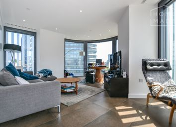 Thumbnail 2 bed flat to rent in Chronicle Tower, Old Street