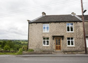 Thumbnail 3 bed end terrace house for sale in West End, Witton Le Wear, County Durham