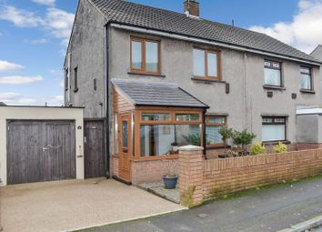 Thumbnail 3 bed semi-detached house for sale in College Green, Margam, Port Talbot, Neath Port Talbot.