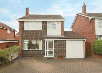 Thumbnail 3 bed detached house for sale in Winterton Close, Woodthorpe View, Nottingham