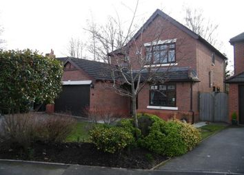 Thumbnail 4 bed detached house for sale in John Gresty Drive, Willaston, Nantwich, Cheshire
