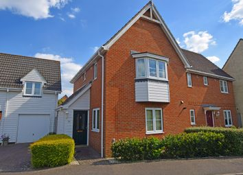 3 bed semi-detached house for sale in Rowan Way, Dunmow CM6