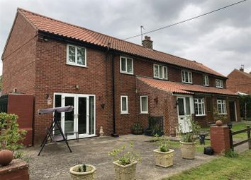 Thumbnail 4 bed end terrace house for sale in South View, Borrowby, Thirsk