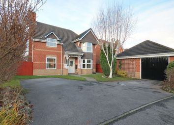 Thumbnail 3 bed detached house for sale in Gill Croft, Chester Le Street