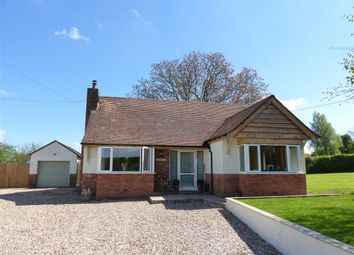 Thumbnail 3 bed detached bungalow for sale in Strathmore, Shirefield, Five Lanes, Caerwent