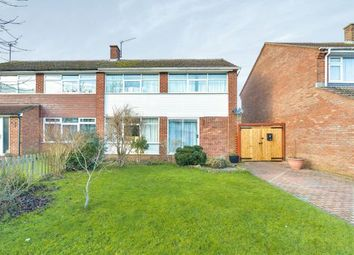 Thumbnail 3 bedroom semi-detached house for sale in Eastfield Drive, Yardley Gobion, Towcester, Northants