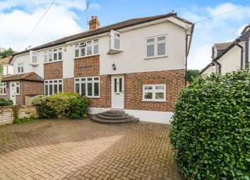 Thumbnail 3 bed semi-detached house for sale in Tudor Close, Chessington