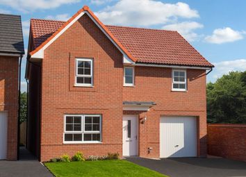 "Thumbnail 4 bed detached house for sale in ""Ripon"" at Dunsmore Avenue, Bingham, Nottingham"