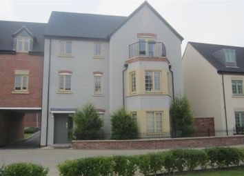 Thumbnail 2 bed flat to rent in Lawley Village, Telford