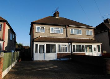 Thumbnail 3 bedroom property for sale in Bournemouth Park Road, Southend-On-Sea
