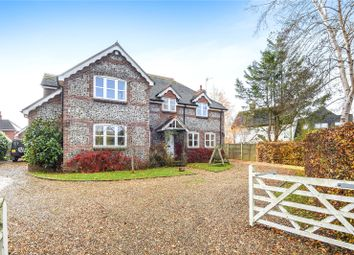 Thumbnail 4 bed detached house for sale in Gold Hill, Child Okeford, Blandford Forum, Dorset