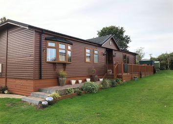 Thumbnail 3 bed lodge for sale in Carlton Meres, Carlton, Saxmundham