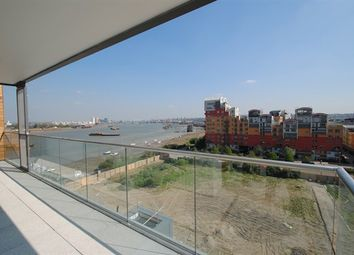 Thumbnail 2 bed flat to rent in City Peninsula, Barge Walk, Greenwich