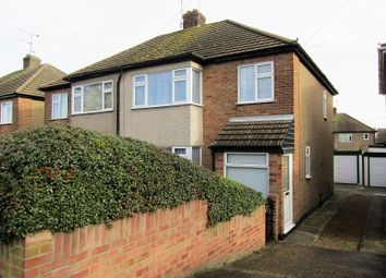 Thumbnail 3 bed semi-detached house for sale in Butts Lane, Stanford-Le-Hope, Essex.
