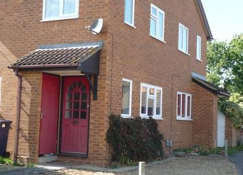 Thumbnail 1 bedroom end terrace house to rent in The Oaks, Milton