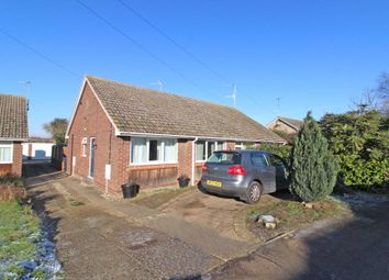Thumbnail 2 bedroom bungalow to rent in Mill Lane, Histon, Cambridge