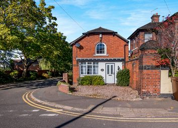 Thumbnail 2 bedroom detached house for sale in Queens Road, Penkhull, Stoke-On-Trent