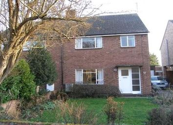 Thumbnail 3 bed property to rent in Great Shelford, Cambridge