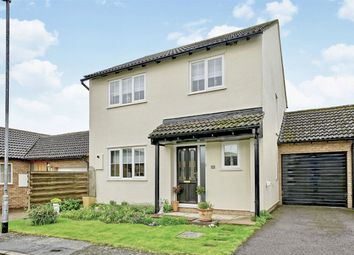 Thumbnail 4 bed detached house for sale in St. Peters Way, Ellington, Huntingdon