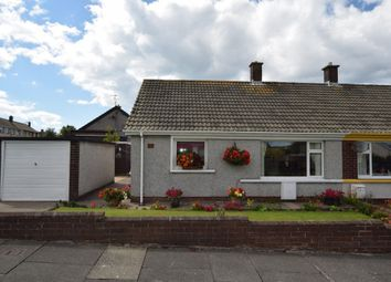 Thumbnail 2 bed semi-detached bungalow for sale in Bankfield Gardens, Walney, Cumbria