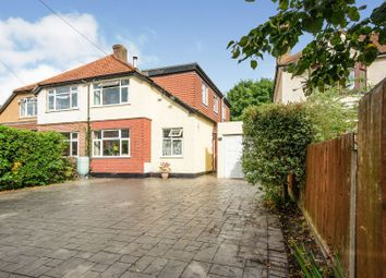 4 bed semi-detached house for sale in Kingston Road, Leatherhead KT22