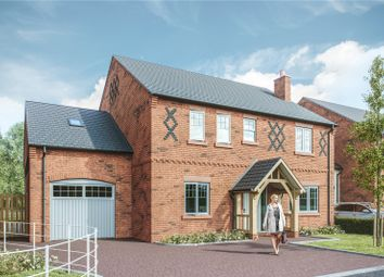 Thumbnail 5 bed link-detached house for sale in Belgrave Garden Mews, Pulford, Chester