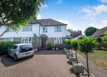 Thumbnail 2 bed maisonette to rent in Shawley Crescent, Epsom