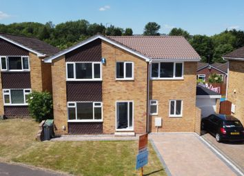 Thumbnail 5 bed detached house for sale in Forsythia Drive, Cyncoed, Cardiff