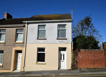 Thumbnail 4 bedroom end terrace house to rent in Cambrian Street, Llanelli