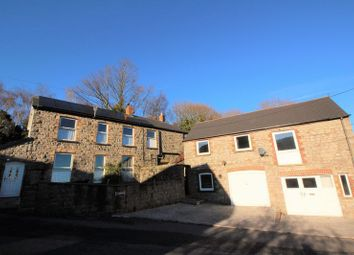Thumbnail 3 bed detached house for sale in Pentrepiod Road, Pontnewynydd, Pontypool