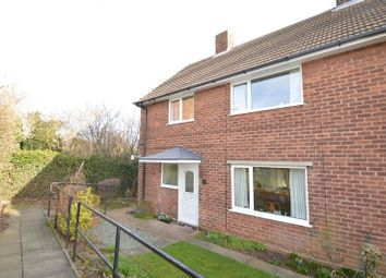 Thumbnail 3 bed semi-detached house for sale in Slant Lane, Shirebrook, Mansfield