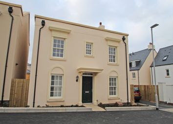 Thumbnail 4 bed detached house for sale in Pegasus Place, Sherford, Plymouth
