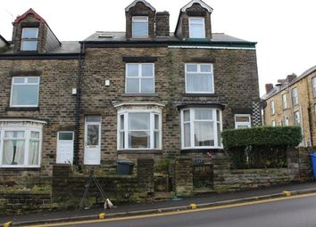 Thumbnail 4 bed terraced house to rent in Walkley Road, Walkley, Sheffield