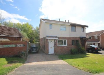 Thumbnail 2 bed semi-detached house for sale in Cornbrook Grove, Waterlooville