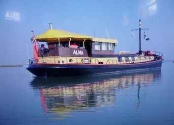 Thumbnail 2 bed houseboat for sale in Vicarage Lane, Port Werburgh, Hoo, Rochester